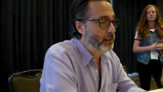 Jason Rothenberg - 21/07/17 - SDCC 2017