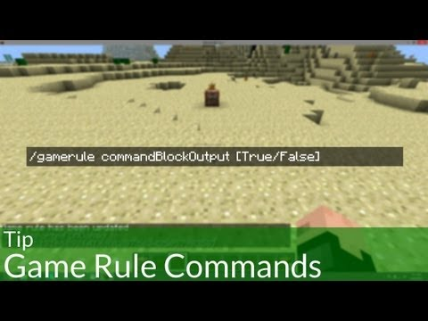всі коди до майнкрафт gamerule #9