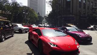 Supercars & Bikes Mumbai - POLICE Stops Traffic to Let Them Pass