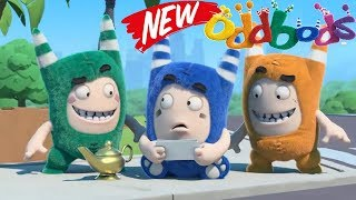 Oddbods Full Episode - Pogo and The Lamp - The Oddbods Show Cartoon Full Episodes