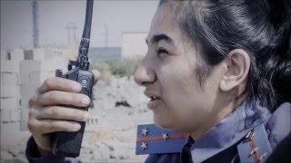 ОМОН МВД Республики Таджикистан. 4 - 16 сентября 2015