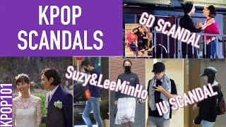 KPOP Scandals | Kasper(캐스퍼) | Kpop101 |  Wishtrend