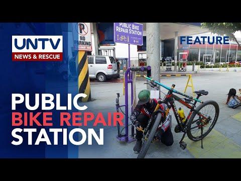 [UNTV]  LIBRENG BIKE REPAIR: QC New Normal Treat para sa mga Nagbibisikleta