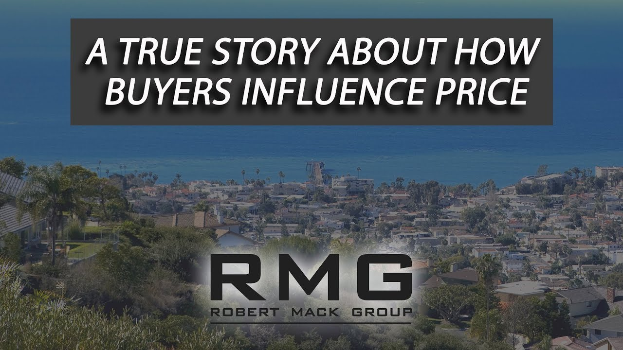 A True Story About How Buyers Influence Price