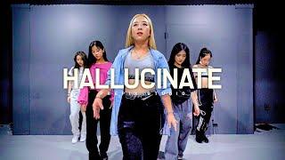 Dua Lipa - Hallucinate | AMY choreography