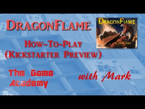 The Game Academy - DragonFlame Tutorial
