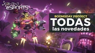Un repaso a TODAS las novedades de Boomsday, la nueva expansión de Hearthstone