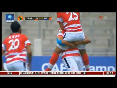 Sports This Morning: Update On CAF Confederation Cup,Newspaper Review