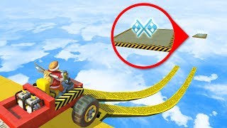 World Record JUMP CHALLENGE! - Scrap Mechanic