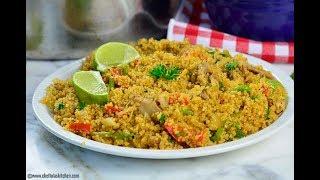 Chicken Vegetable Couscous