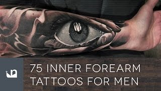 75 Inner Forearm Tattoos For Men