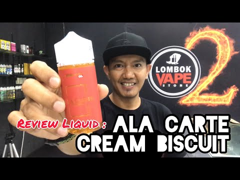 Review ALA CARTE CREAM BISCUIT