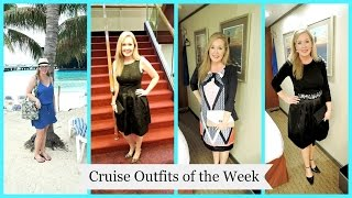 Cruise Outfits of the Week | Christmas 2014