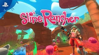 Slime Rancher - Announcement Trailer | PS4