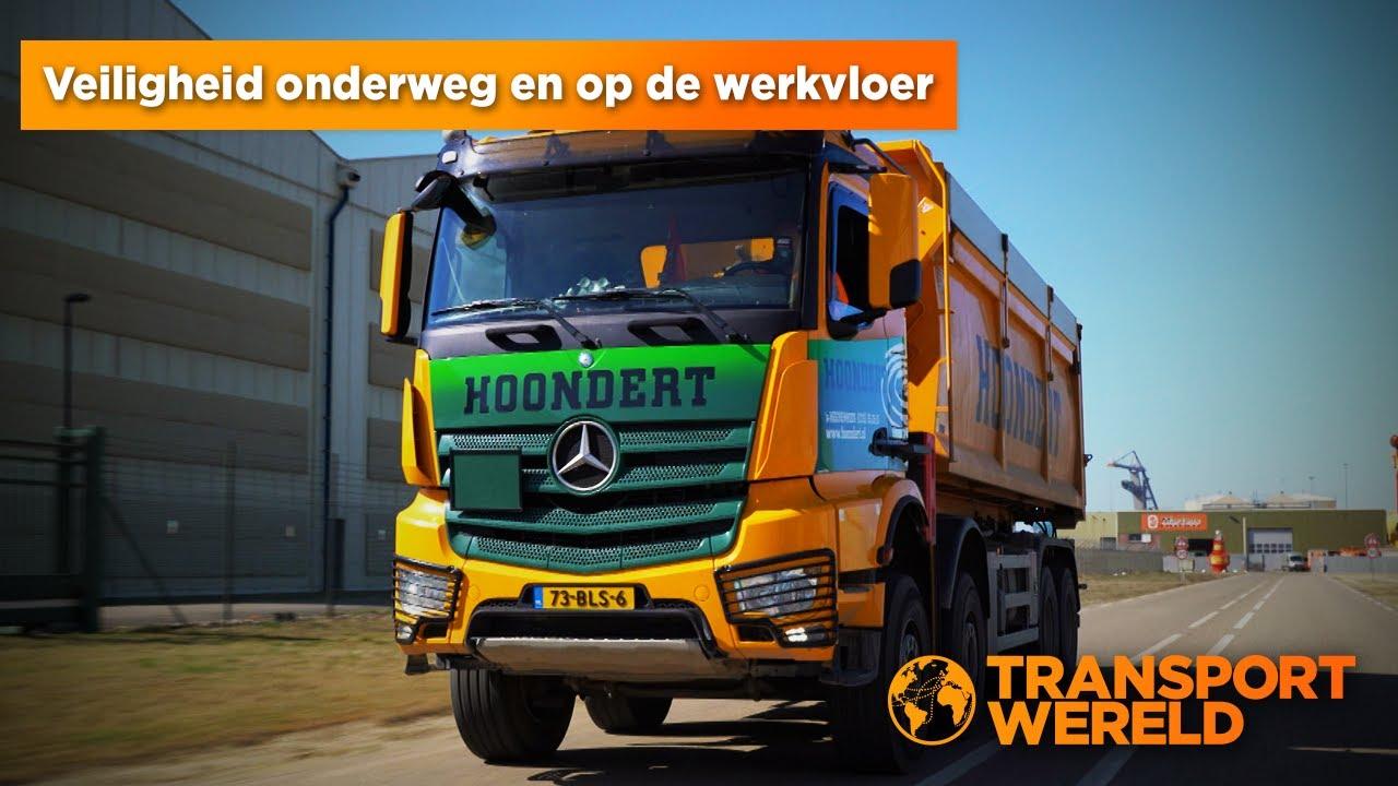 Veiligheid onderweg en op de werkvloer met Total