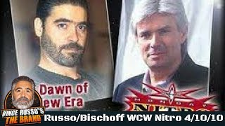 Vince Russo & Eric Bischoff 1st WCW Monday Nitro April 10, 2000 - Full Show Discussion