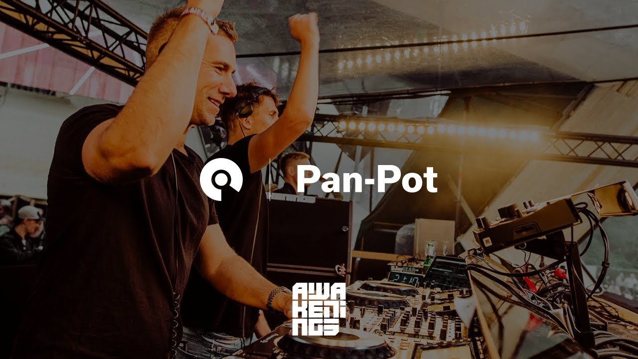 Pan-Pot - Live @ Awakenings Festival 2017