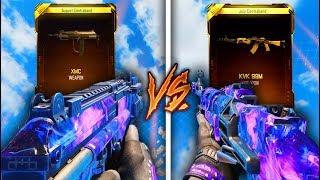 XMC vs KvK 99m - WHICH NEW GOD GUN IS BETTER?!