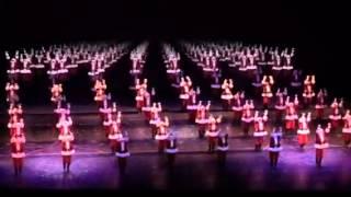 Radio City Music Hall Christmas Spectacular Here Comes Santa Claus