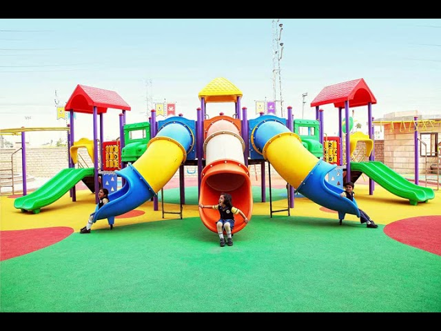 Replay India – India's Fastest Growing Playground Equipment Brand