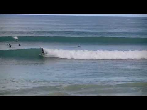 Solid sets for surfing at Pondie