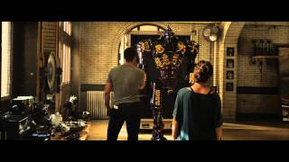 Real Steel - How Do You Know Japanese?