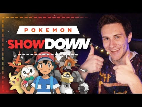 🔴 ASH'S ALOLA TEAM! | Pokémon Showdown VS VIEWERS!