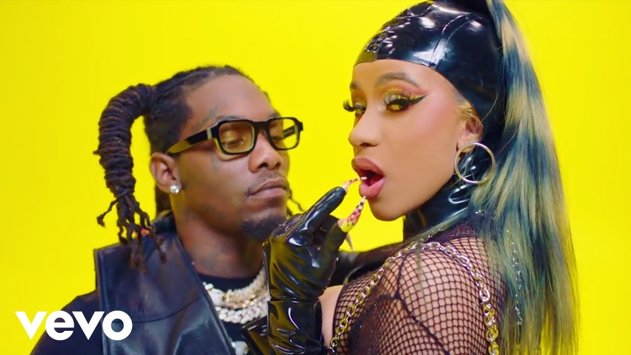 Offset ft. Cardi B — Clout