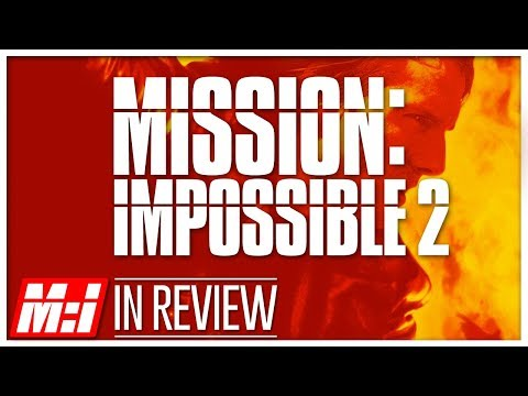 Mission Impossible 2 - Every Mission Impossible Movie Reviewed & Ranked