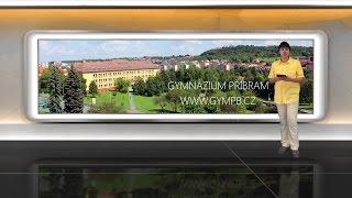 preview picture of video 'Zprávy Gymnázia Příbram - duben 2015'
