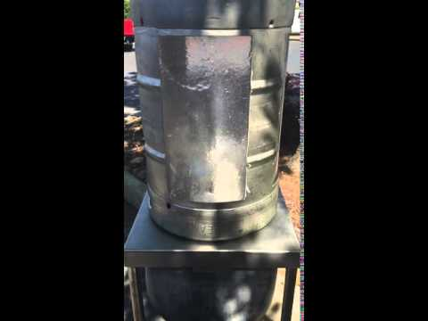 High Pressure Impingement Keg and Barrel Cleaning