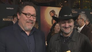 'The Mandalorian's Jon Favreau and Dave Filoni on Keeping the Big Reveal a Secret (Exclusive)