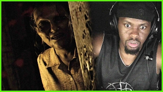 WHY IS SHE SHO MEAN TO ME?! - Resident Evil 7 Biohazard Walkthrough Part 8   RE7 Biohazard