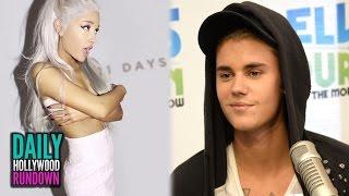 Ariana Grande's 'Focus' Music Video - Justin Throws A Massive Temper Tantrum (DHR) -