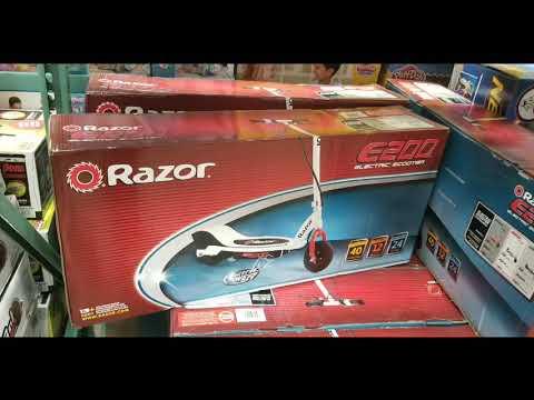 Costco! Razor E200 Electric Scooter for $189!!!