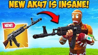 *NEW* HEAVY AR IS INSANE! - Fortnite Funny Fails and WTF Moments! #375