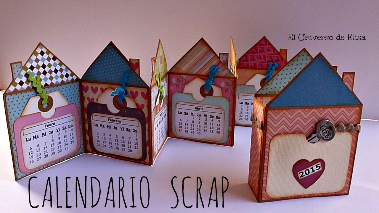 Diy for Calendario manualidades