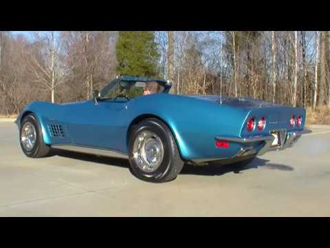 1971 Chevrolet Corvette for Sale - CC-696565
