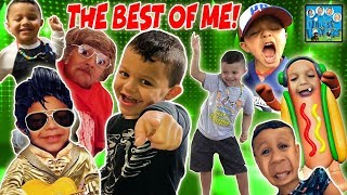 FUNNIEST KID ALIVE! BEST MOMENTS OF ANTHONY | DINGLEHOPPERZ