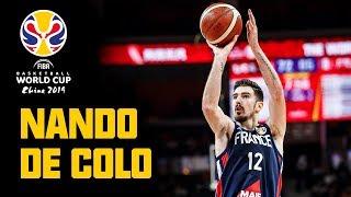 Nando De Colo - ALL his BUCKETS from the FIBA Basketball World Cup 2019