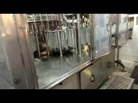 Automatic Bottle Filling Machine 90 BPM