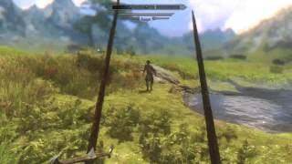 Красивый Skyrim Pre-1