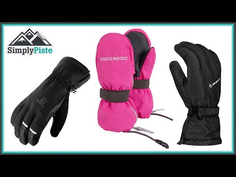 Men's Top 5 Ski and Snowboarding Gloves – www.simplypiste.com