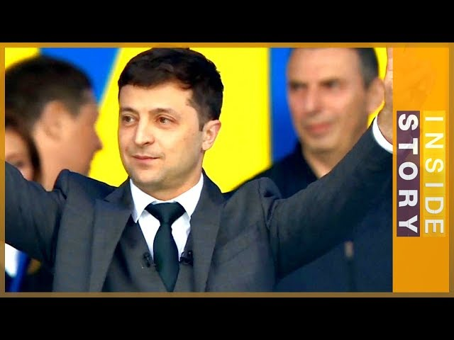 ???????? Is Zelensky up to the president's job? | Inside Story