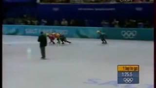 Надежда умирает последней (Олимпиада 2002)