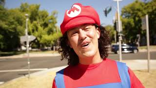 Hobo Johnson  Mario And Link (new Music Video)