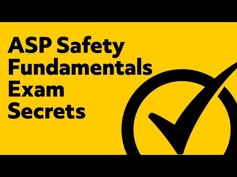 ASP Review Reasons for Training - YouTube