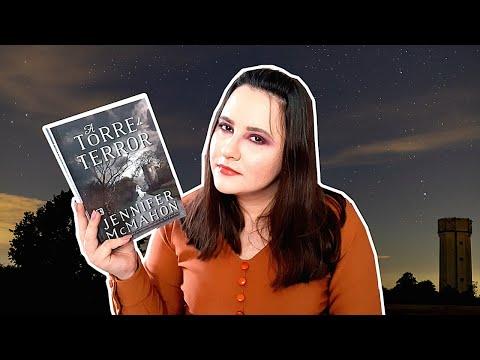 A TORRE DO TERROR | JENNIFER McMAHON | EDITORA RECORD | LIVRO