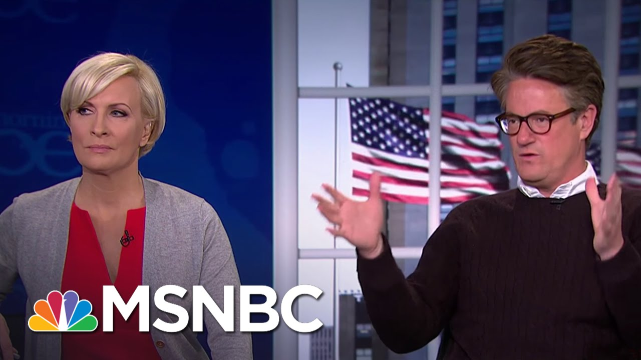 Joe: The Cost Of College Is Completely Out Of Control | Morning Joe | MSNBC thumbnail