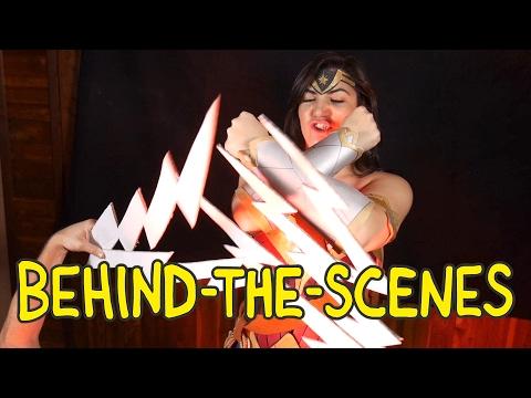 Wonder Woman - Homemade Behind the Scenes